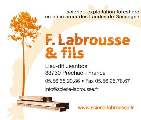 Scierie F. Labrousse & Fils